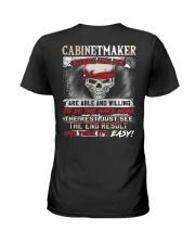Cabinetmaker Ladies T-Shirt thumbnail