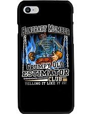 estimator Phone Case thumbnail