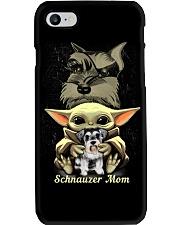 Schnauzer Mom Phone Case thumbnail
