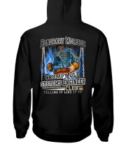 systems engineer Hooded Sweatshirt thumbnail