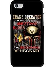crane operator Phone Case thumbnail