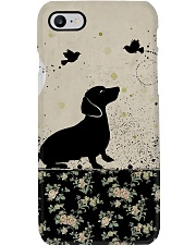 Dachshund All Over Shirt Phone Case thumbnail