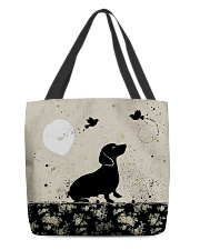 Dachshund All Over Shirt All-over Tote thumbnail