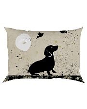 Dachshund All Over Shirt Rectangular Pillowcase thumbnail