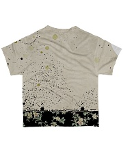Dachshund All Over Shirt All-over T-Shirt back