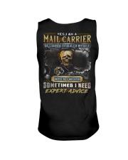 Mail Carrier Unisex Tank thumbnail