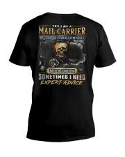 Mail Carrier V-Neck T-Shirt thumbnail