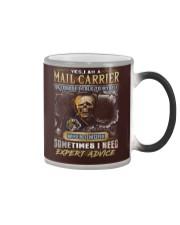 Mail Carrier Color Changing Mug thumbnail