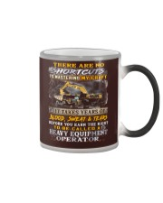 Heavy Equipment Operator Color Changing Mug thumbnail