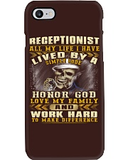 Receptionist Phone Case thumbnail