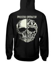 Process Operator Exclusive Shirt Hooded Sweatshirt back