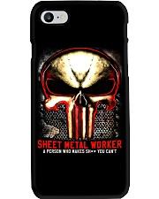 Sheet Metal Worker Phone Case thumbnail