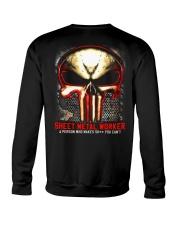 Sheet Metal Worker Crewneck Sweatshirt thumbnail