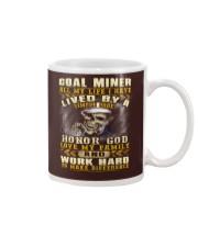 Coal Miner Mug thumbnail