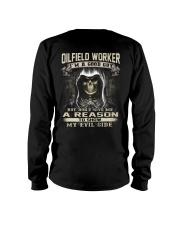 Oilfield Worker Long Sleeve Tee thumbnail