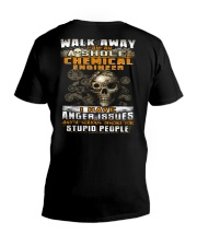 Chemical Engineer V-Neck T-Shirt thumbnail