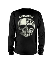 Librarian Exclusive Shirt Long Sleeve Tee thumbnail