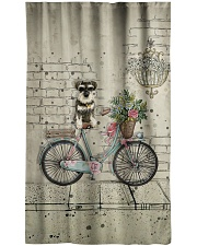 Schnauzer All Over Shirt Window Curtain - Blackout thumbnail