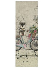 Schnauzer All Over Shirt Yoga Mat 24x70 (vertical) thumbnail