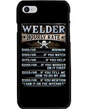 Welder Phone Case tile