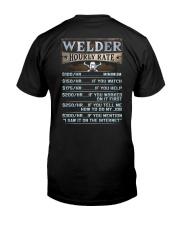 Welder Classic T-Shirt tile