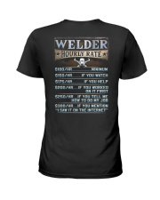 Welder Ladies T-Shirt tile