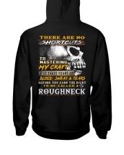 Roughneck Hooded Sweatshirt back
