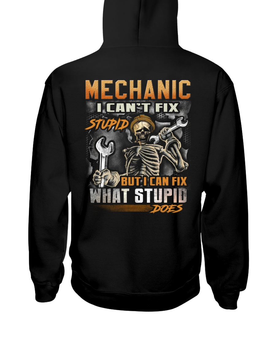 Mechanic Hooded Sweatshirt