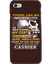 Cashier Phone Case thumbnail