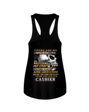 Cashier Ladies Flowy Tank thumbnail