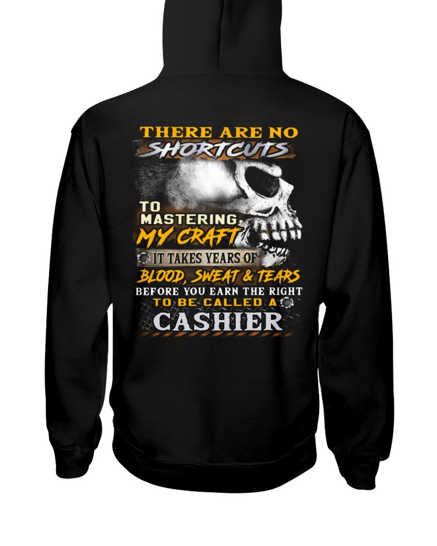 Cashier Hooded Sweatshirt