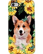 Corgi Flower Phone Case Phone Case i-phone-7-case