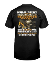 Helicopter Pilot Premium Fit Mens Tee thumbnail