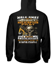 Helicopter Pilot Hooded Sweatshirt thumbnail