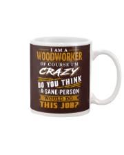 Woodworker Mug thumbnail