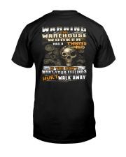 Warehouse Worker Classic T-Shirt thumbnail