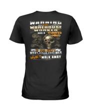 Warehouse Worker Ladies T-Shirt thumbnail