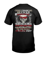 Chief Financial Officer Classic T-Shirt thumbnail