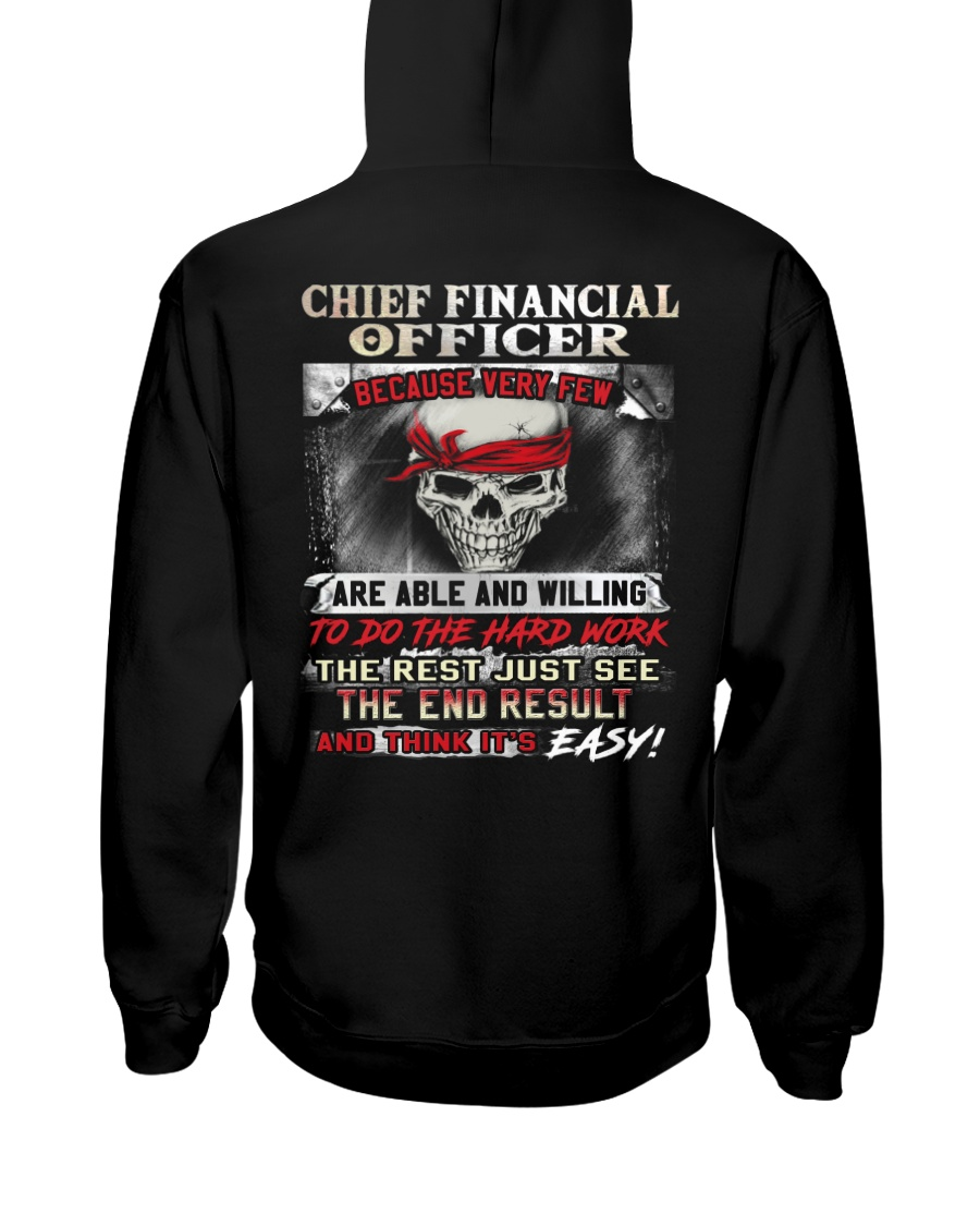 Chief Financial Officer Hooded Sweatshirt