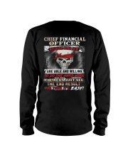 Chief Financial Officer Long Sleeve Tee thumbnail