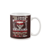 Chief Financial Officer Mug tile