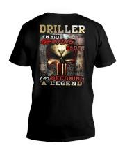 Driller V-Neck T-Shirt thumbnail