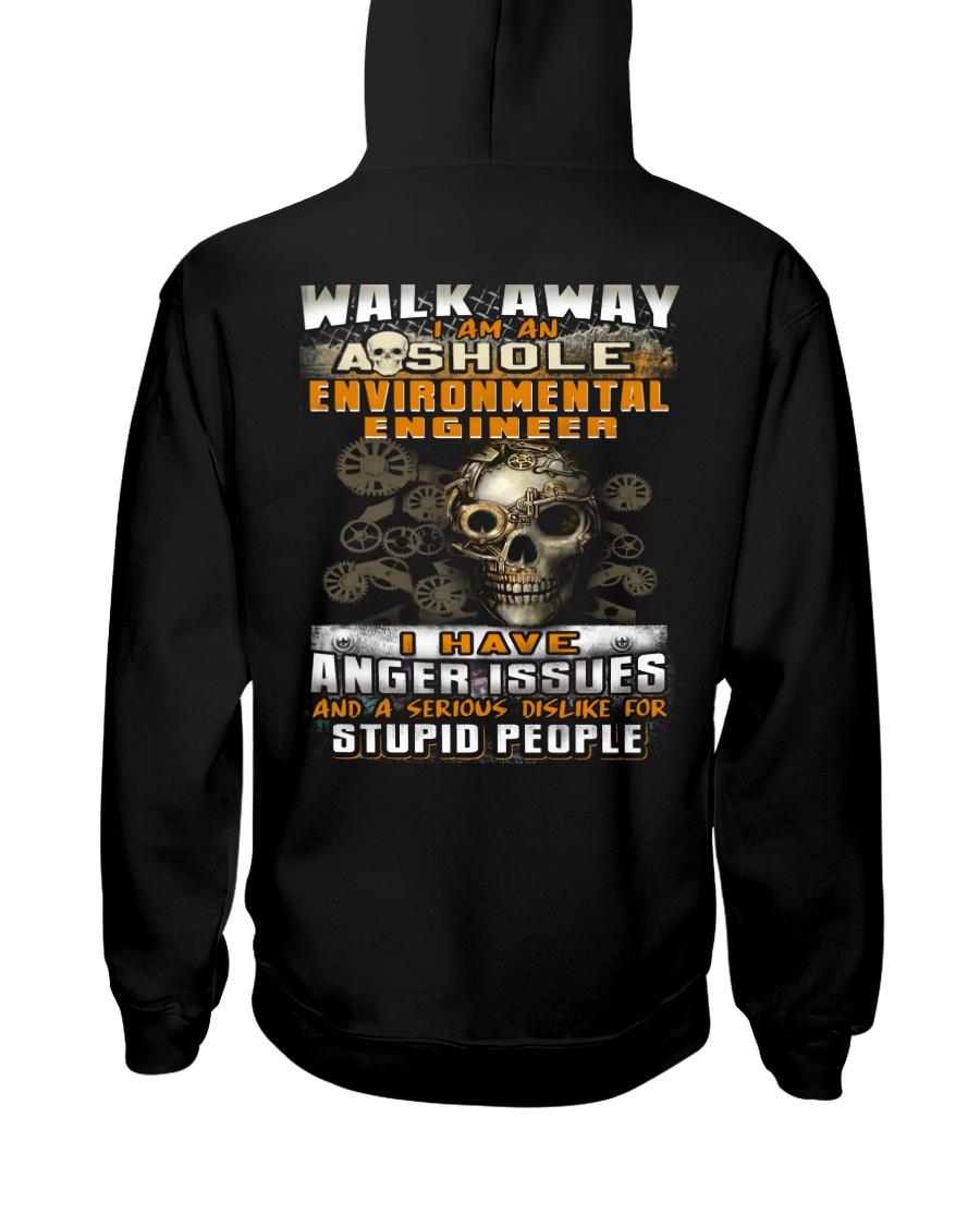 Environmental Engineer Hooded Sweatshirt