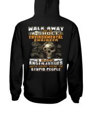 Environmental Engineer Hooded Sweatshirt back