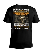 Environmental Engineer V-Neck T-Shirt thumbnail