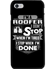Roofer Exclusive Shirts Phone Case thumbnail