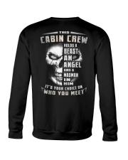 Cabin Crew Crewneck Sweatshirt thumbnail