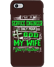 Service Engineer Phone Case thumbnail