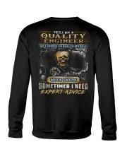 Quality Engineer Crewneck Sweatshirt thumbnail
