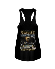 Quality Engineer Ladies Flowy Tank thumbnail